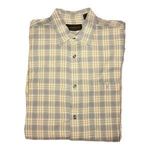 Timberland Short Sleeve Button Down Shirt